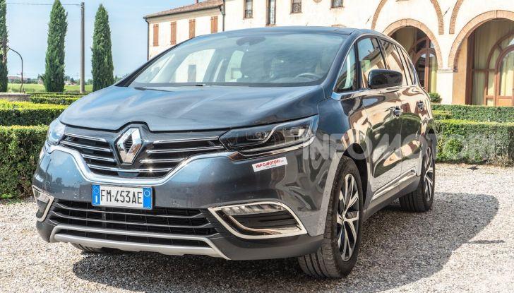 Nuova Renault Espace, prova dell'1.8 TCe Energy da 225CV - Foto 9 di 30