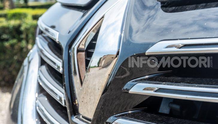 Nuova Renault Espace, prova dell'1.8 TCe Energy da 225CV - Foto 10 di 30