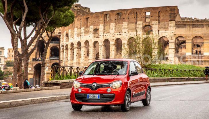 Renault Twingo GPL 2018: prova su strada della citycar ecologica - Foto 14 di 22