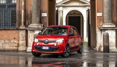 Renault Twingo GPL 2018: prova su strada della citycar ecologica
