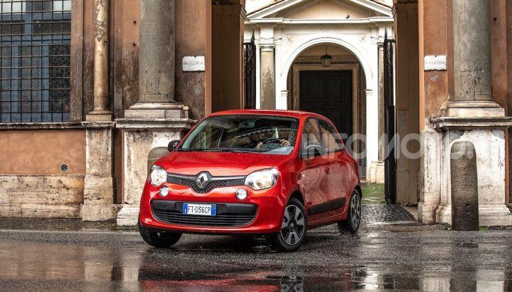 Renault Twingo GPL 2018: prova su strada della citycar ecologica - Foto 1 di 22