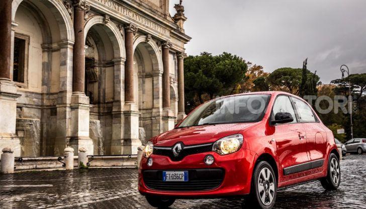 Renault Twingo GPL 2018: prova su strada della citycar ecologica - Foto 19 di 22