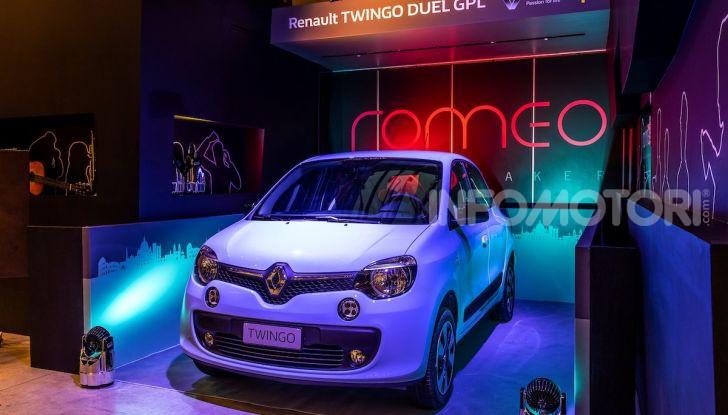 Renault Twingo GPL 2018: prova su strada della citycar ecologica - Foto 21 di 22