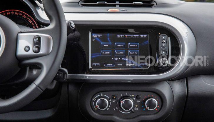 Renault Twingo GPL 2018: prova su strada della citycar ecologica - Foto 16 di 22