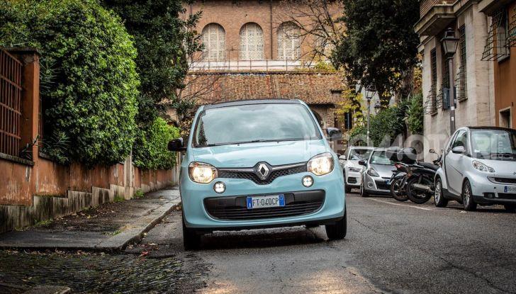 Renault Twingo GPL 2018: prova su strada della citycar ecologica - Foto 15 di 22