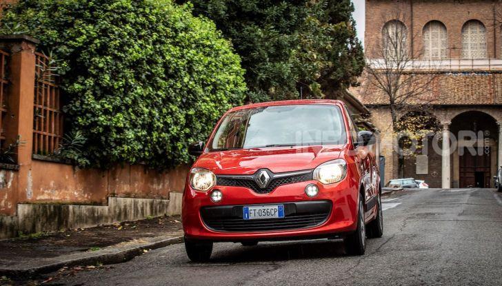 Renault Twingo GPL 2018: prova su strada della citycar ecologica - Foto 18 di 22