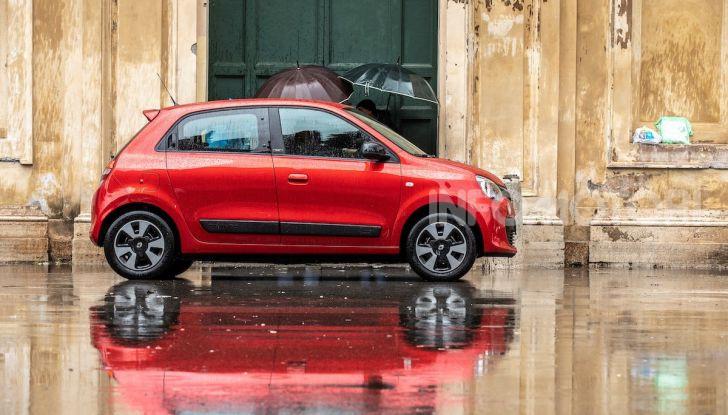 Renault Twingo GPL 2018: prova su strada della citycar ecologica - Foto 4 di 22
