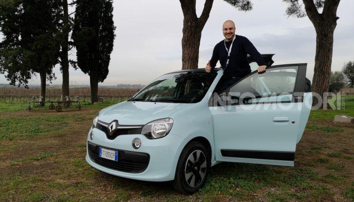 Renault Twingo GPL 2018: prova su strada della citycar ecologica - Foto 6 di 22