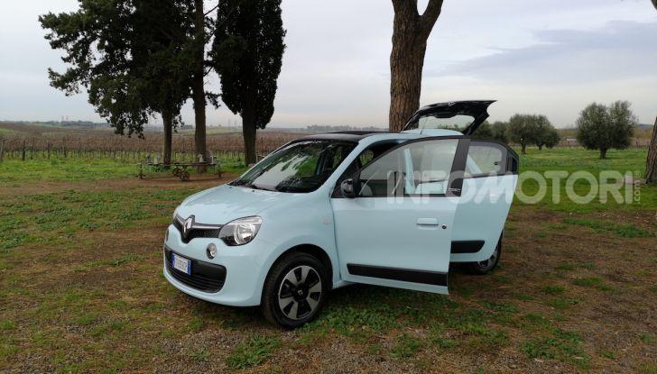 Renault Twingo GPL 2018: prova su strada della citycar ecologica - Foto 7 di 22