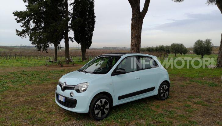 Renault Twingo GPL 2018: prova su strada della citycar ecologica - Foto 8 di 22