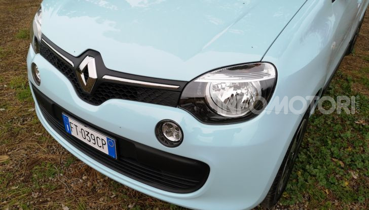 Renault Twingo GPL 2018: prova su strada della citycar ecologica - Foto 9 di 22