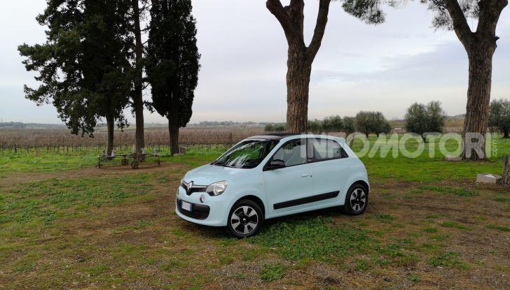 Renault Twingo GPL 2018: prova su strada della citycar ecologica - Foto 12 di 22