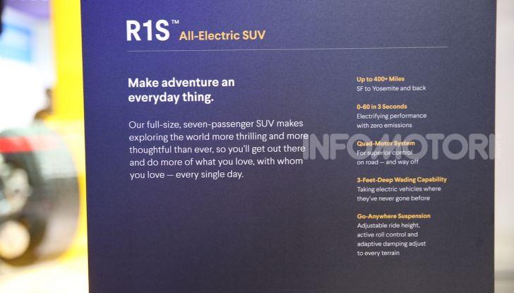 Rivian R1T, il pick-up elettrico da 764 CV - Foto 23 di 32