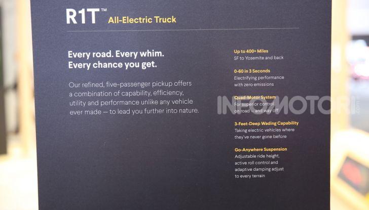 Rivian R1T, il pick-up elettrico da 764 CV - Foto 27 di 32