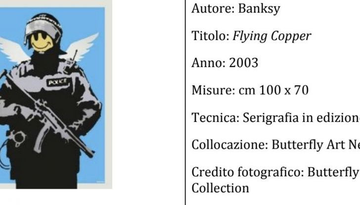 SsangYong Tivoli sostiene l'originalità di Banksy al Mudec di Milano - Foto 9 di 10
