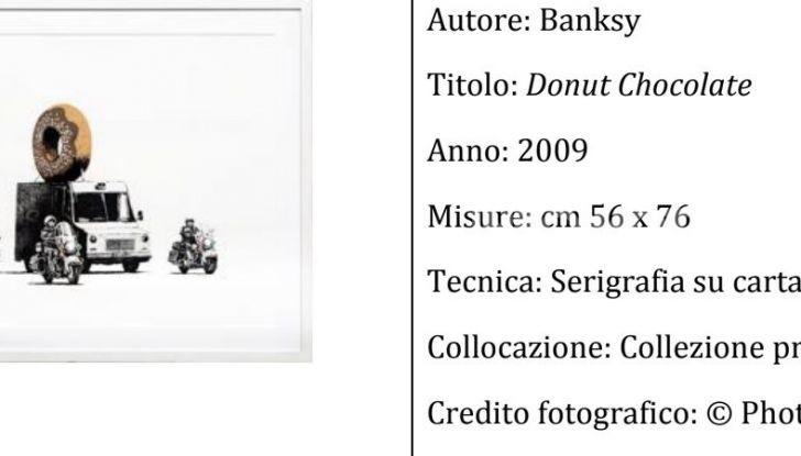 SsangYong Tivoli sostiene l'originalità di Banksy al Mudec di Milano - Foto 7 di 10