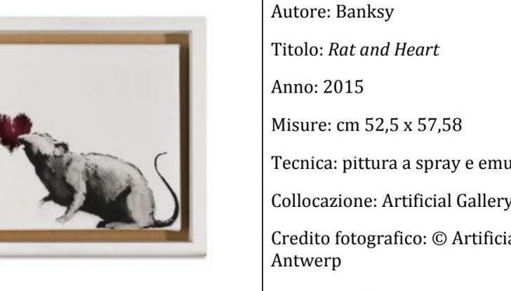 SsangYong Tivoli sostiene l'originalità di Banksy al Mudec di Milano - Foto 6 di 10