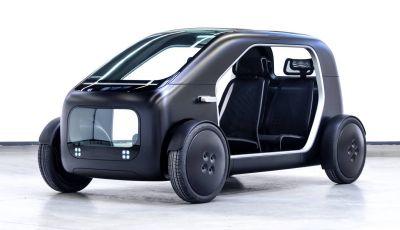 Sin Biomega, l'auto elettrica danese da 20.000€