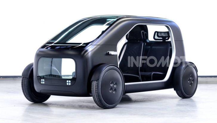 Sin Biomega, l'auto elettrica danese da 20.000€ - Foto 1 di 8