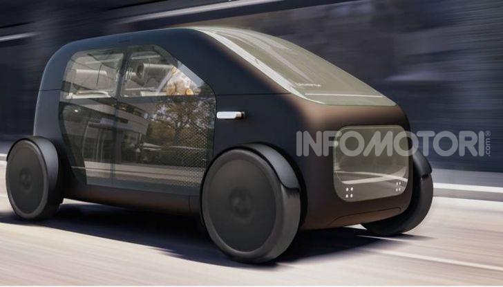 Sin Biomega, l'auto elettrica danese da 20.000€ - Foto 6 di 8
