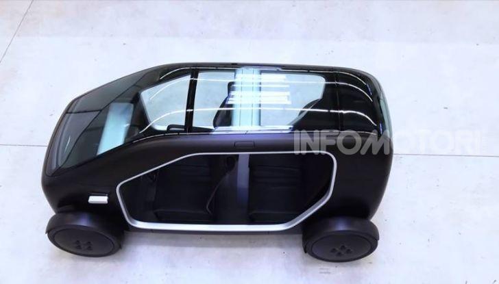 Sin Biomega, l'auto elettrica danese da 20.000€ - Foto 4 di 8
