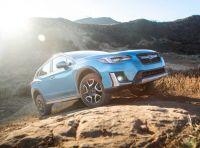 Subaru XV 2019 debutta con il nome Subaru Crosstrek