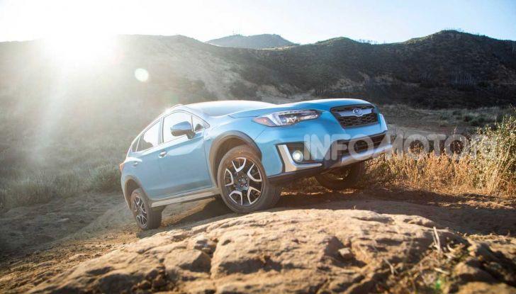 Subaru XV 2019 debutta con il nome Subaru Crosstrek - Foto 1 di 5