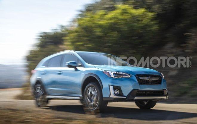 Subaru XV 2019 debutta con il nome Subaru Crosstrek - Foto 2 di 5