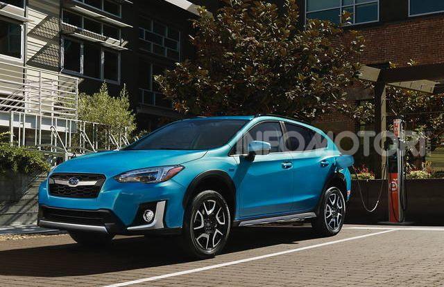 Subaru XV 2019 debutta con il nome Subaru Crosstrek - Foto 3 di 5