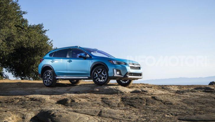 Subaru XV 2019 debutta con il nome Subaru Crosstrek - Foto 5 di 5