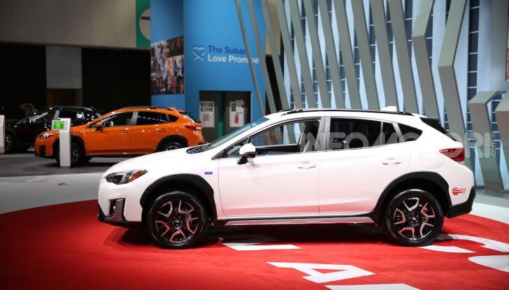 Subaru, le foto più belle live dal Salone di Los Angeles 2018 - Foto 18 di 19