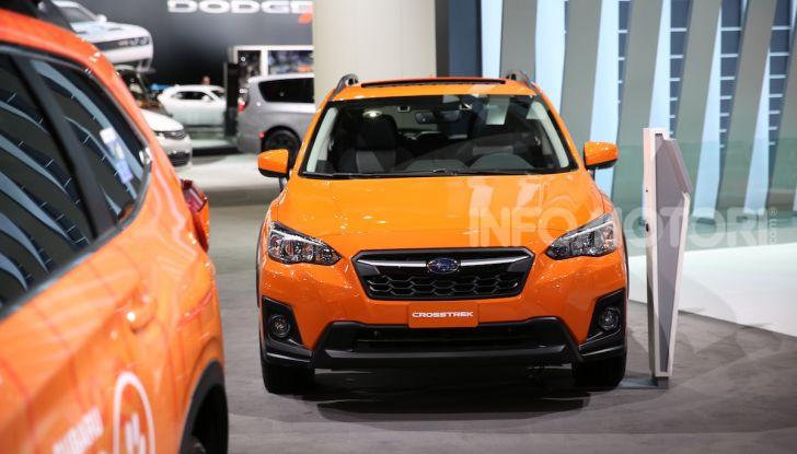 Subaru, le foto più belle live dal Salone di Los Angeles 2018 - Foto 3 di 19