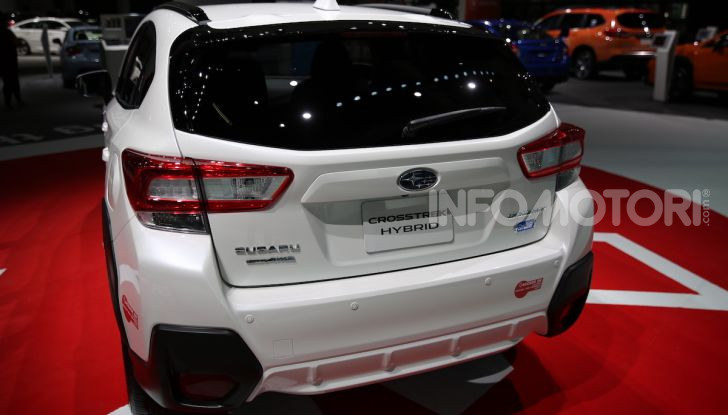 Subaru, le foto più belle live dal Salone di Los Angeles 2018 - Foto 8 di 19