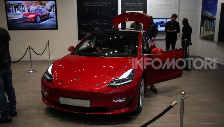 Tesla On Tour, test drive in 18 città italiane dal 19 luglio - Foto 5 di 22