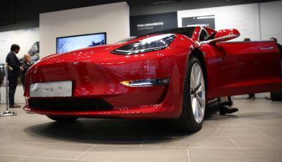 Tesla Model 3: comunicati i prezzi e gli allestimenti per l'Italia