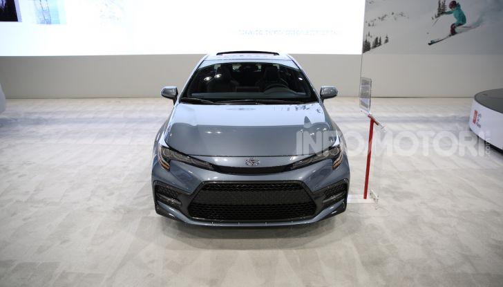 Una Toyota Corolla Full Hybrid per la Presidenza del Consiglio - Foto 24 di 27