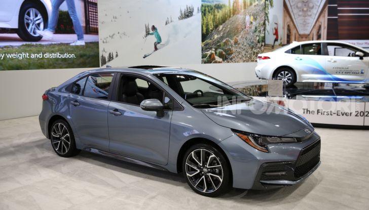 Tutte le novità di Toyota presentate al Salone di Los Angeles 2018 - Foto 31 di 33