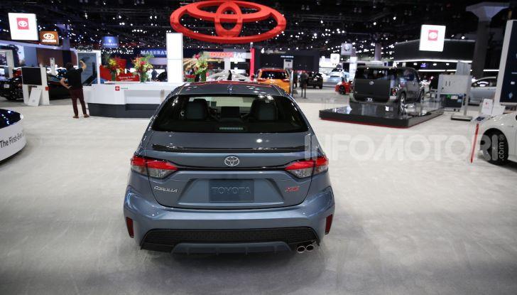 Una Toyota Corolla Full Hybrid per la Presidenza del Consiglio - Foto 26 di 27