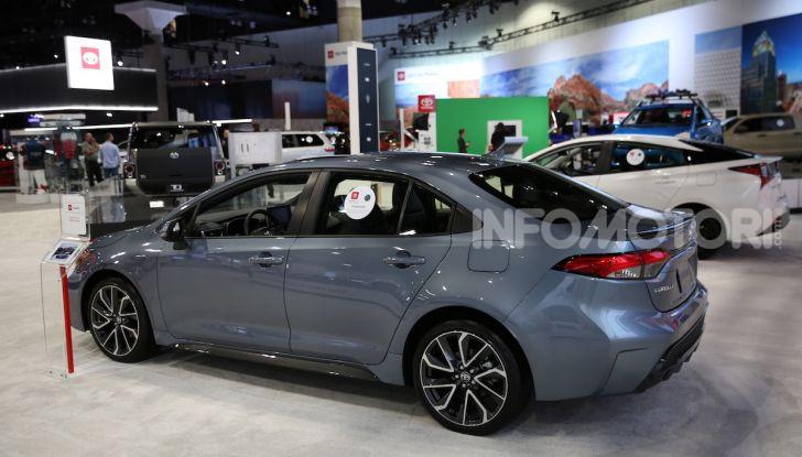 Toyota Corolla 2019: il ritorno di un mito per il segmento C - Foto 27 di 27