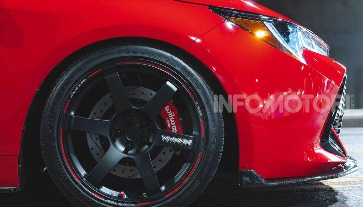 Toyota Corolla 2018 Super Streets: versione sportiva al SEMA di Las Vegas - Foto 4 di 8