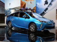 Nuova Toyota Prius AWD-i 2019, il nuovo ibrido anticipa il futuro