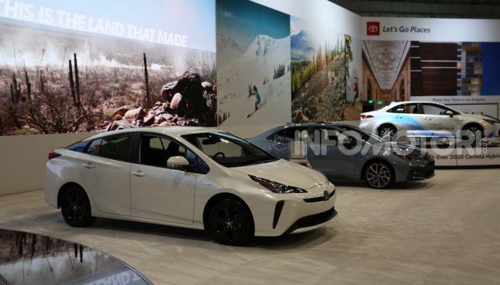 Tutte le novità di Toyota presentate al Salone di Los Angeles 2018 - Foto 27 di 33