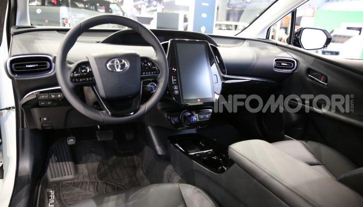Tutte le novità di Toyota presentate al Salone di Los Angeles 2018 - Foto 25 di 33
