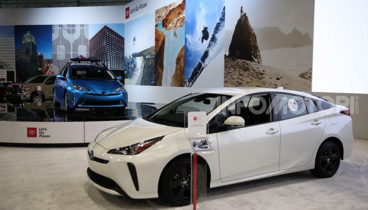 Tutte le novità di Toyota presentate al Salone di Los Angeles 2018 - Foto 23 di 33