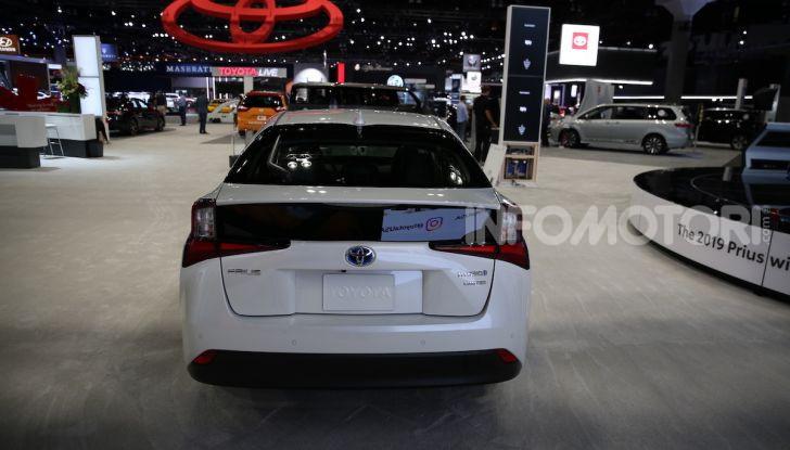 Tutte le novità di Toyota presentate al Salone di Los Angeles 2018 - Foto 21 di 33