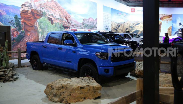 Tutte le novità di Toyota presentate al Salone di Los Angeles 2018 - Foto 3 di 33