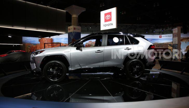 Tutte le novità di Toyota presentate al Salone di Los Angeles 2018 - Foto 12 di 33