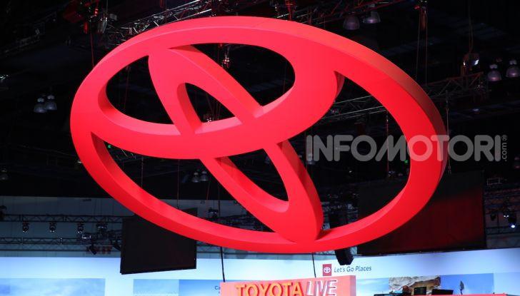 Tutte le novità di Toyota presentate al Salone di Los Angeles 2018 - Foto 18 di 33