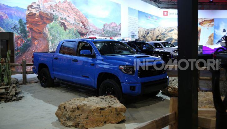 Tutte le novità di Toyota presentate al Salone di Los Angeles 2018 - Foto 4 di 33