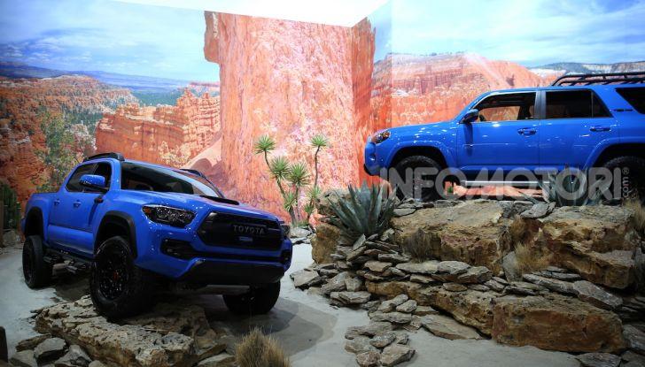 Tutte le novità di Toyota presentate al Salone di Los Angeles 2018 - Foto 7 di 33